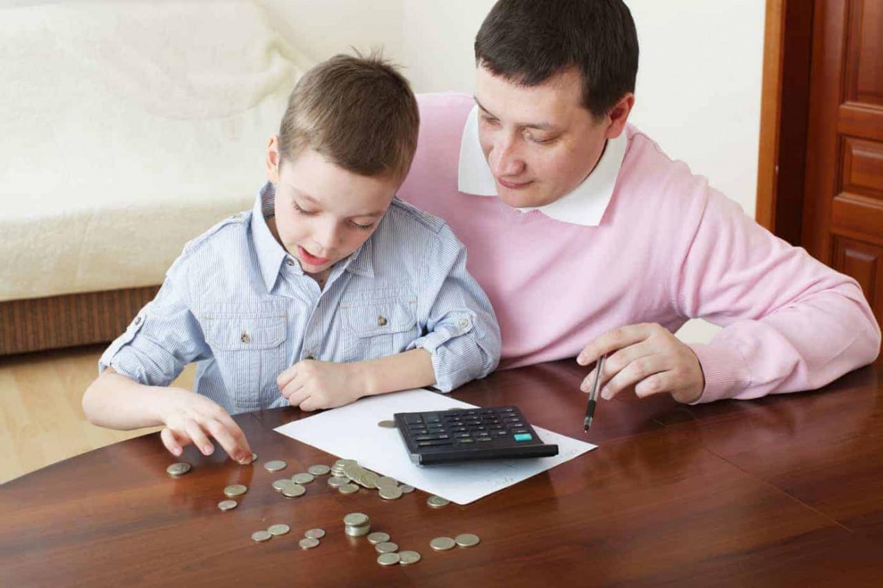 Как обучить маленьких детей финансовой грамотности, обращению с деньгами.