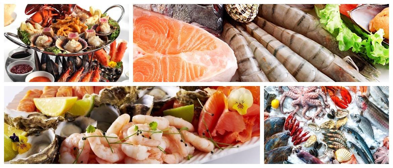 Морепродукты в рационе человека: какие самые полезные