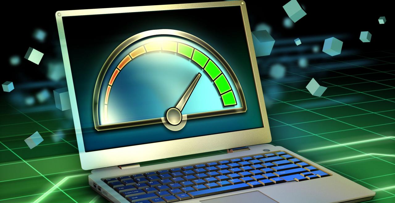 Способы ускорения работы ноутбука