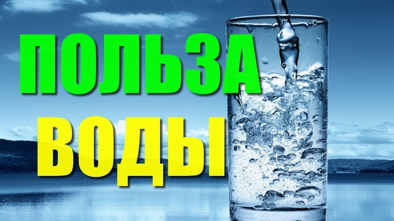 Польза воды для организма. Почему важно пить воду?