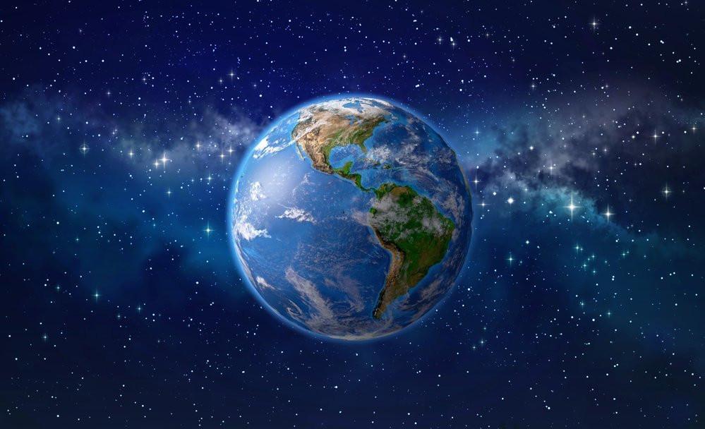 Земля — интересные факты